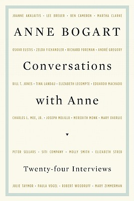 Conversations With Anne By Bogart, Anne
